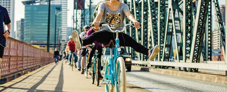 The Leisure bike